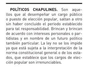 chapus