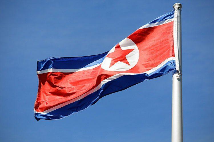 North-Korean-flag