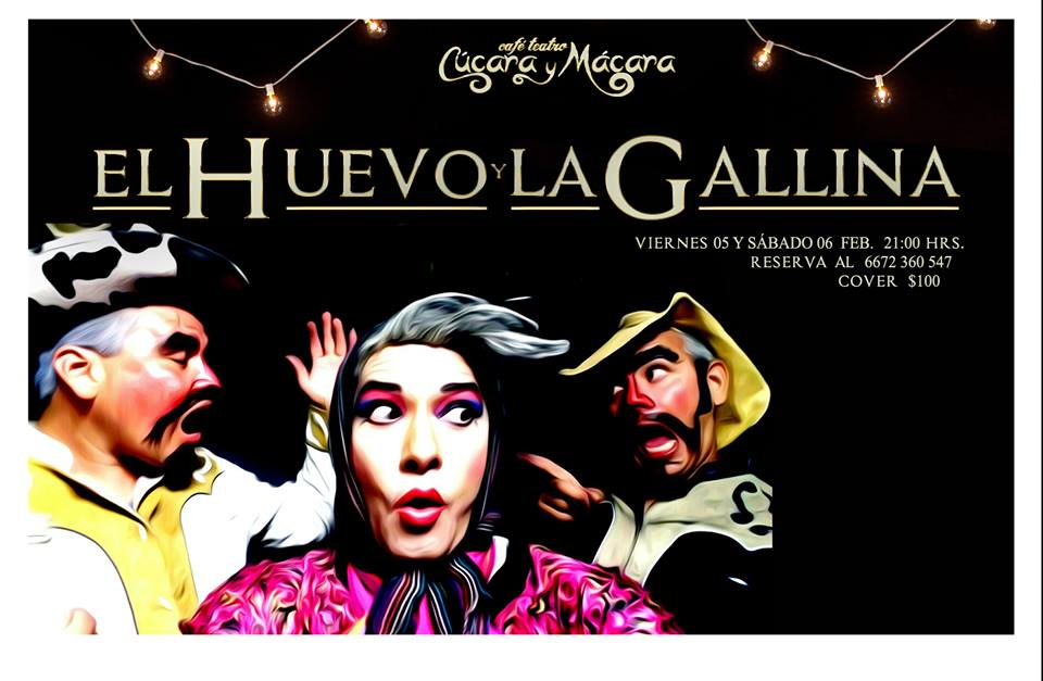 CucaraMacara-GallinaHuevo