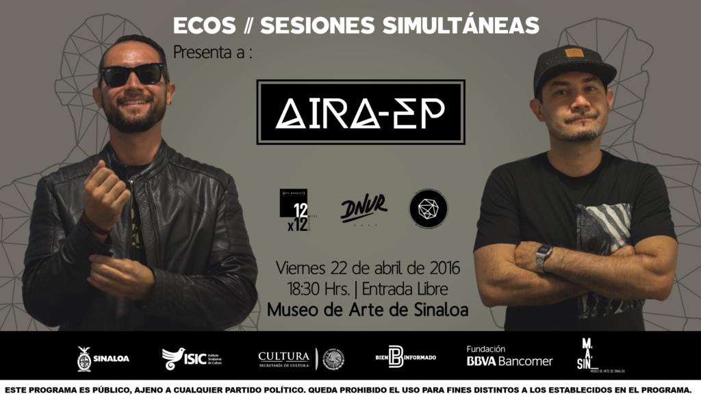 AIRA - Ecos - 21 abril