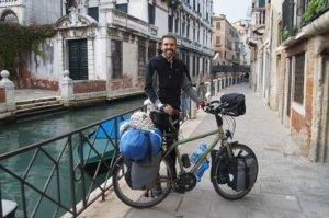 bicicleta venecia