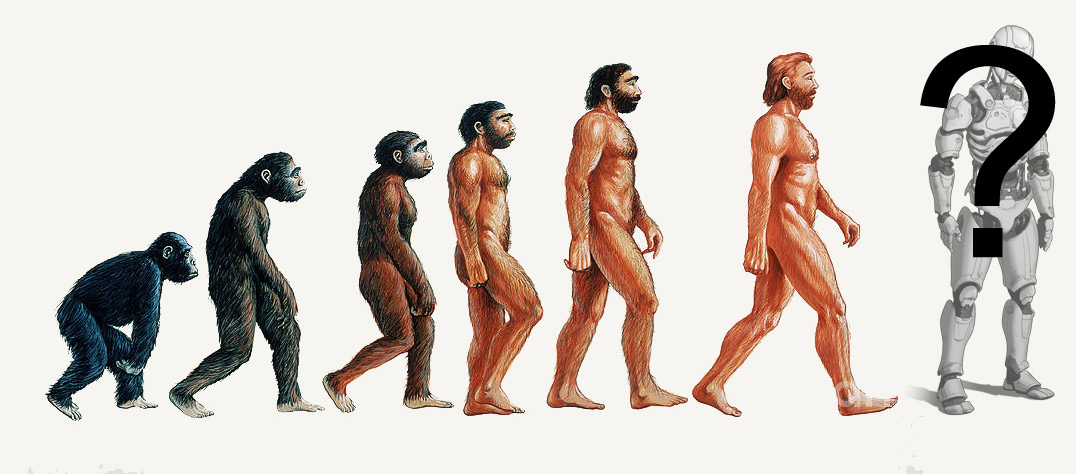 human-evolution-cyborg