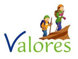 niños valores