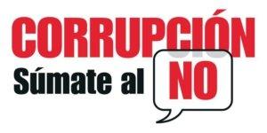 corrupción no