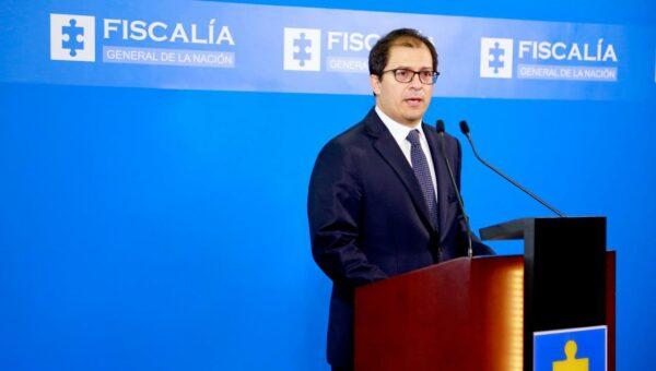 Francisco Barbosa, Fiscal de Colombia. FOTO: CC BY-SA 4.0