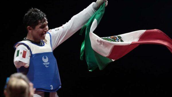 Juan Diego García ganador de medalla de oro en juegos Paralímpicos Tokio 2020