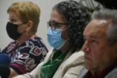 Grupo parlamentario de Morena. Foto Leo Espinoza.